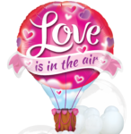 Love is in the Air Balloon Bouquet 2019 LR