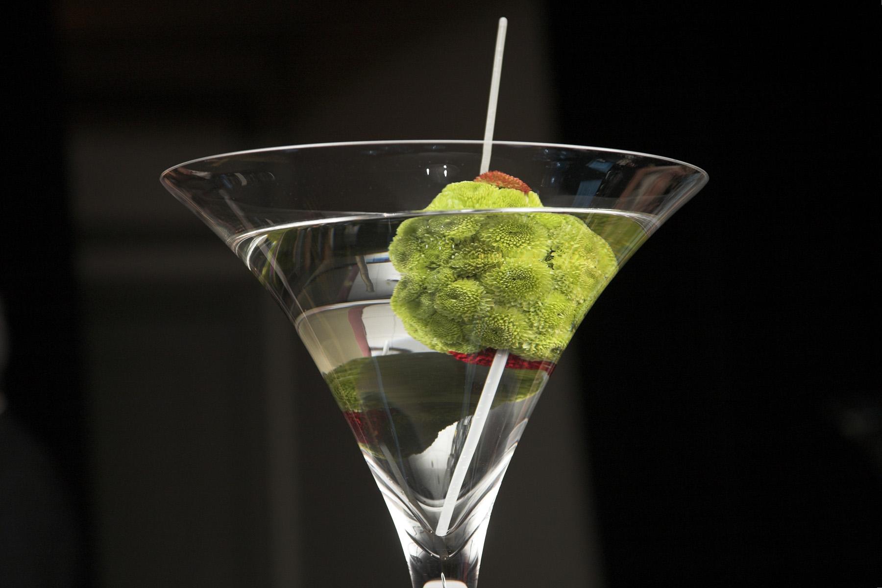 Jumbo Martini Decor