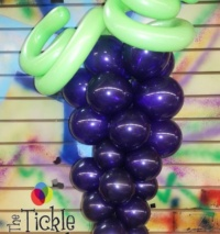 Balloon Grape Cluster